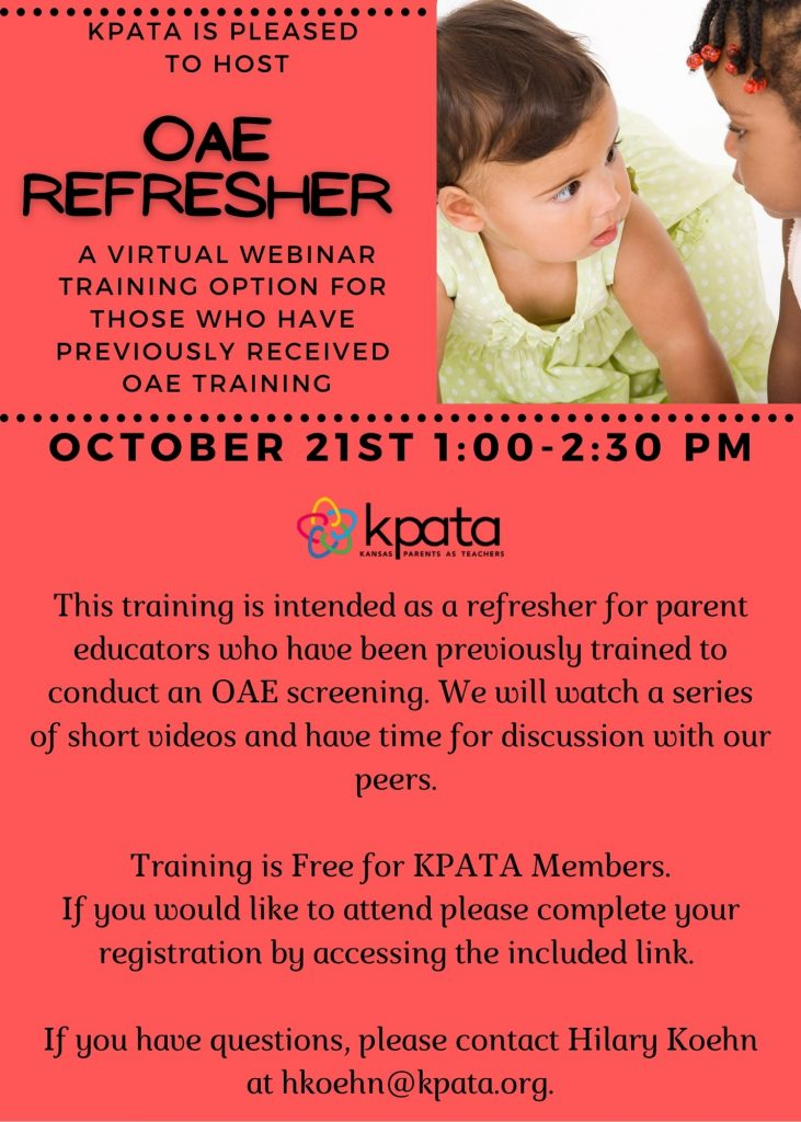 OAE Refresher Training